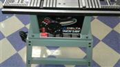 """DELTA TOOLS 36-545 10"""" TABLE SAW WITH STAND"""